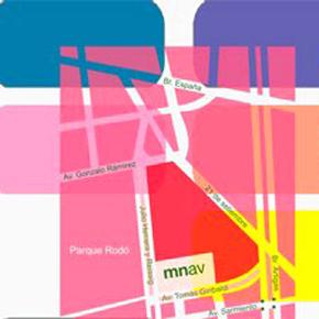 Vivir el plano, exposición de Santiago Tavella