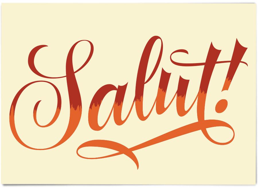 salut by martina flor
