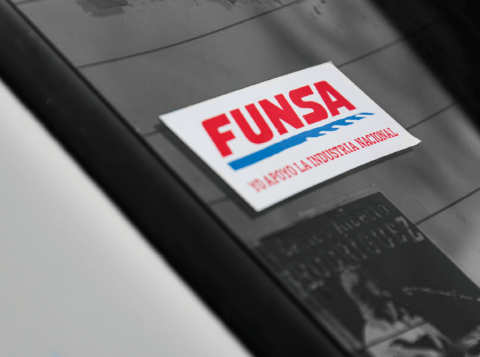 Funsa, rebranding